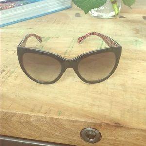 Prada Havan Black sunglasses.